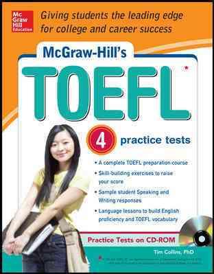 McGraw-Hill's Toefl By Collins, Tim